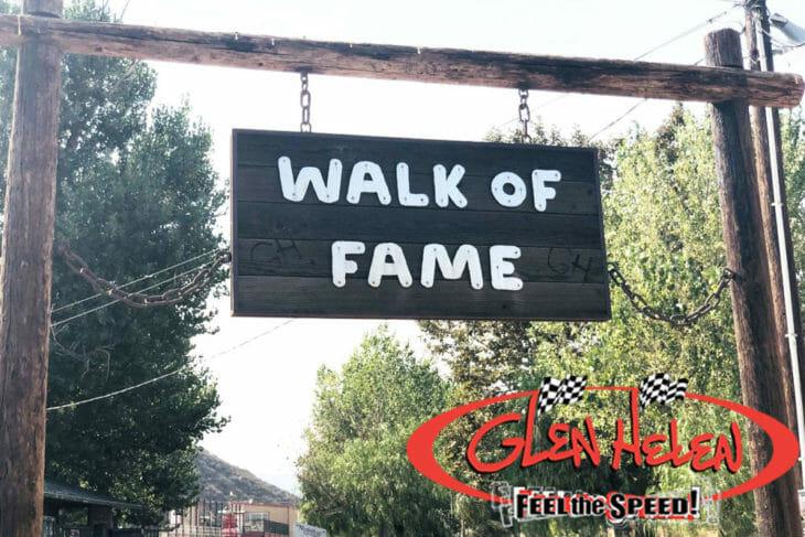 Glen Helen's Walk of Fame