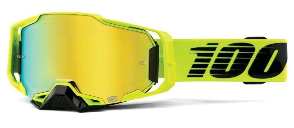 100% Armega Nuclear Circus Goggles