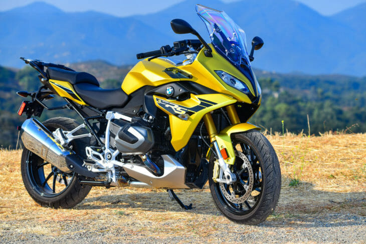 Cycle News 2020 BMW R 1250 RS Review
