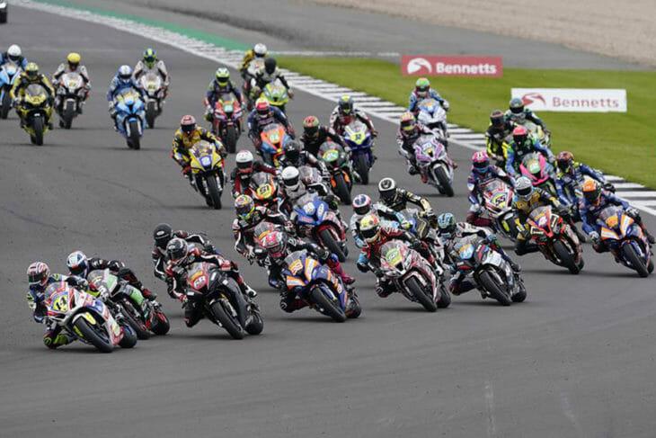 2020 British Superbike Silverstone Results