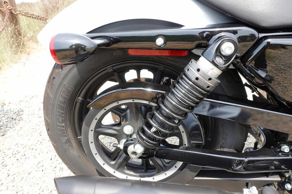 2020 Harley-Davidson Iron 1200 Shocks