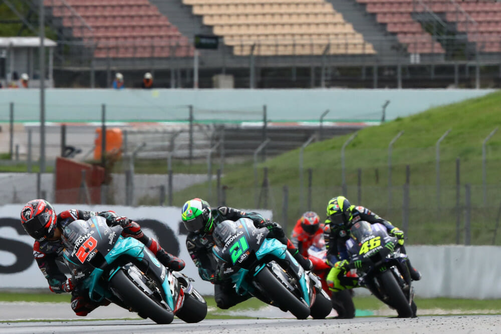2020 Catalan Motogp Results And News Cycle News