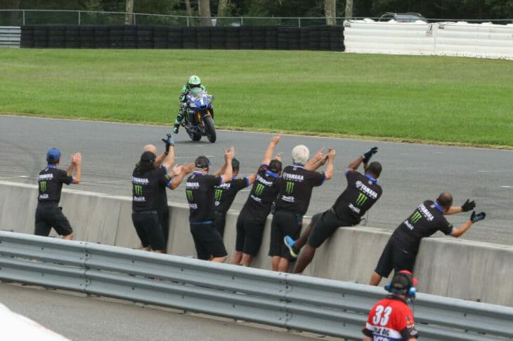 2020 New Jersey MotoAmerica Results Beaubier wins race two