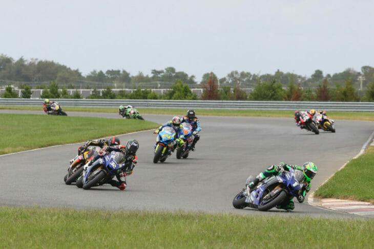 2020 New Jersey MotoAmerica Results Beaubier wins race two Sunday