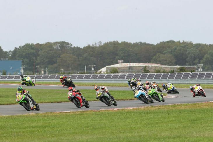 2020 New Jersey MotoAmerica Results Rocco Landers Junior Cup