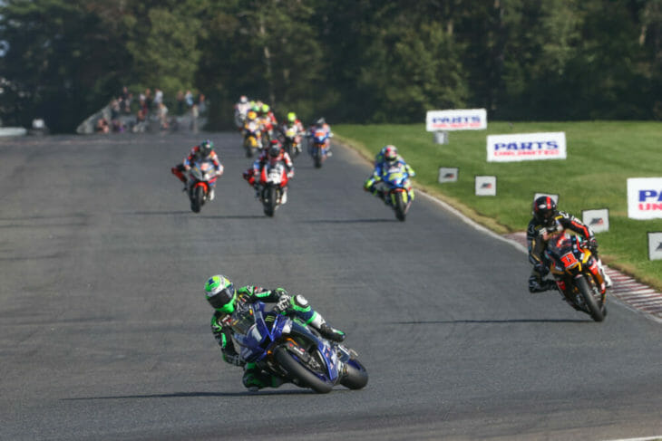 2020 New Jersey MotoAmerica Results Beaubier wins race one