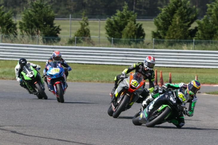 2020 New Jersey MotoAmerica Results Escalante wins race one