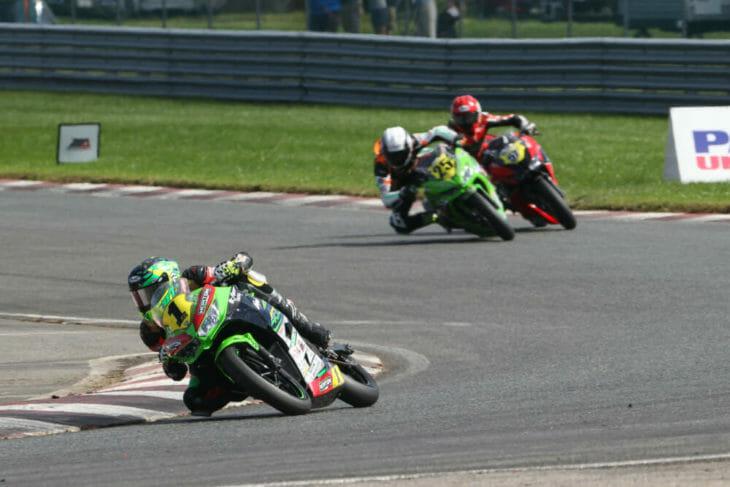 2020 New Jersey MotoAmerica Results Junior Cup Landers