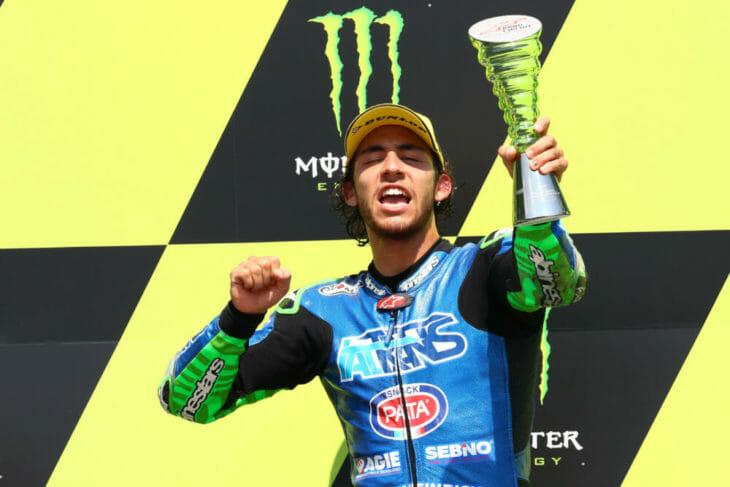 2020 San Marino MotoGP Friday News Bastianini