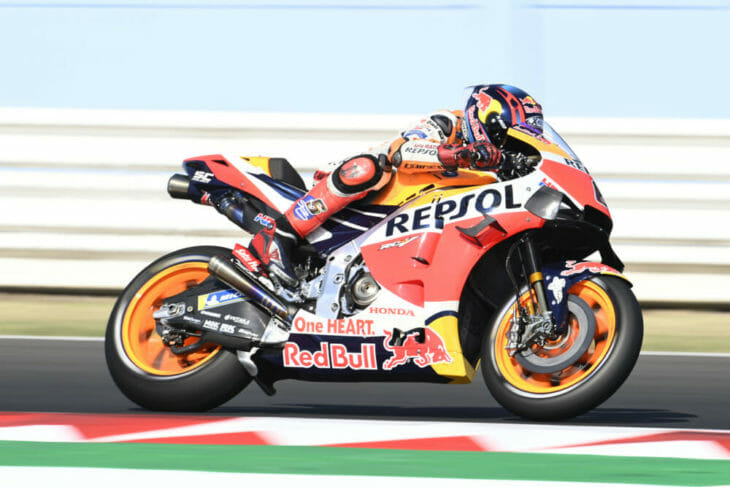 2020 San Marino MotoGP Friday News Bradl