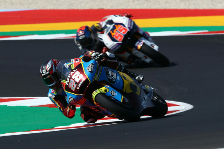 2020 San Marino MotoGP Results and News Lowes takes pole