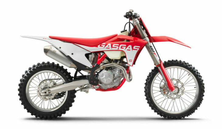 2021 GasGas Model Lineup First Look