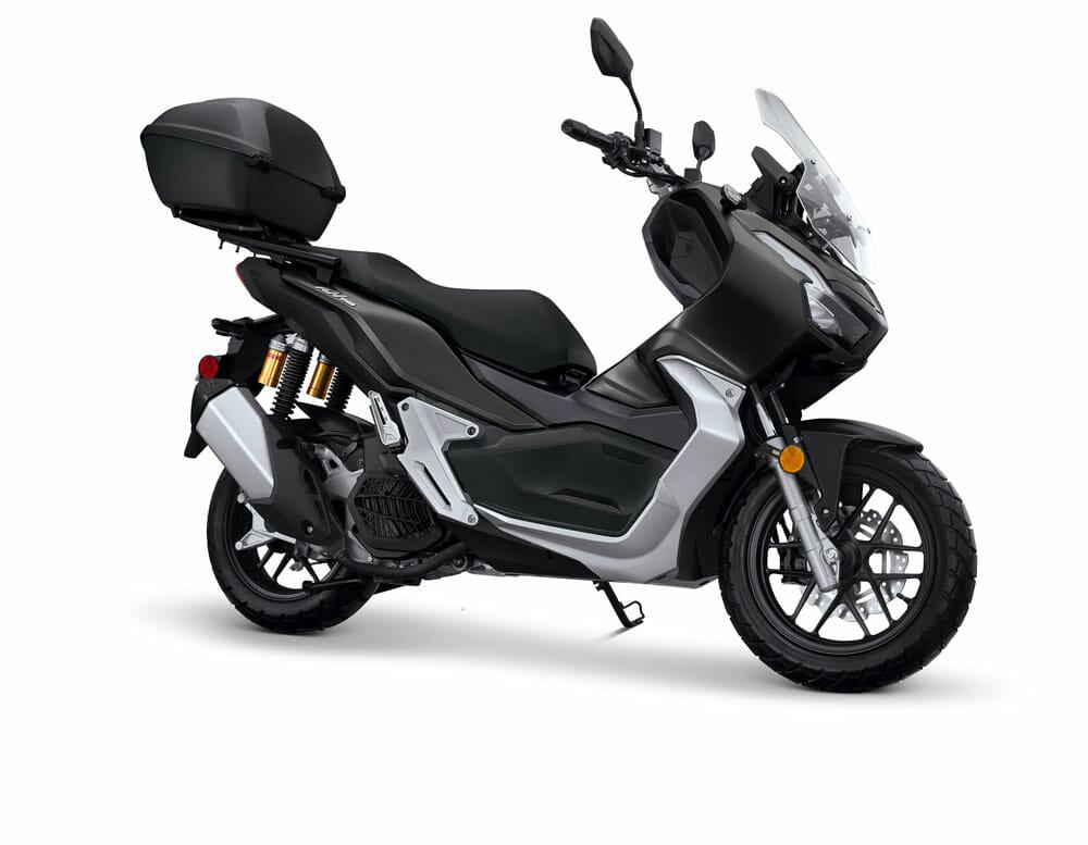 2021 Honda ADV150 Specifications