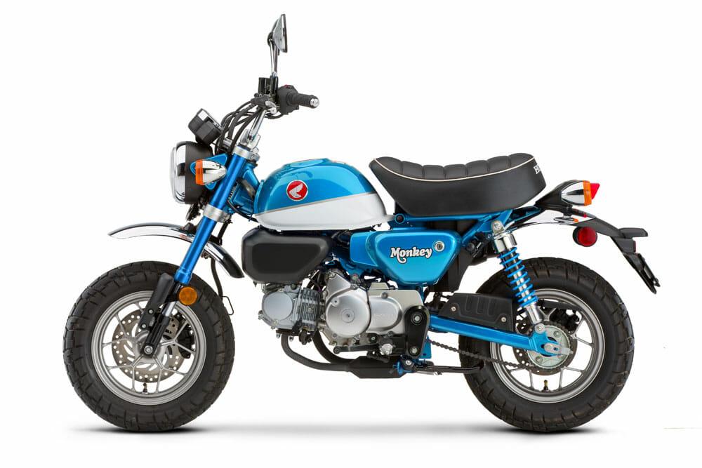 2021 Honda Monkey Specifications