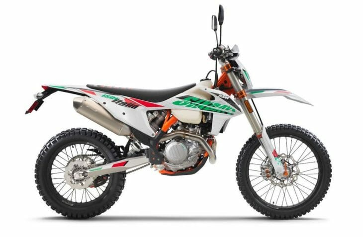 2021 KTM 500 EXC-F Six Days First Look