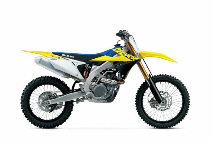 2021 Suzuki RM-Z450 First Look