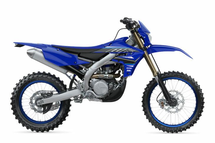 2021 Yamaha WR450F First Look