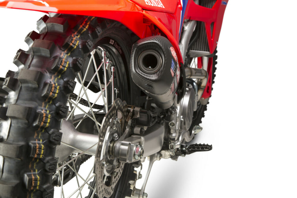 2021 Honda CRF450 Yoshimura Exhaust Systems