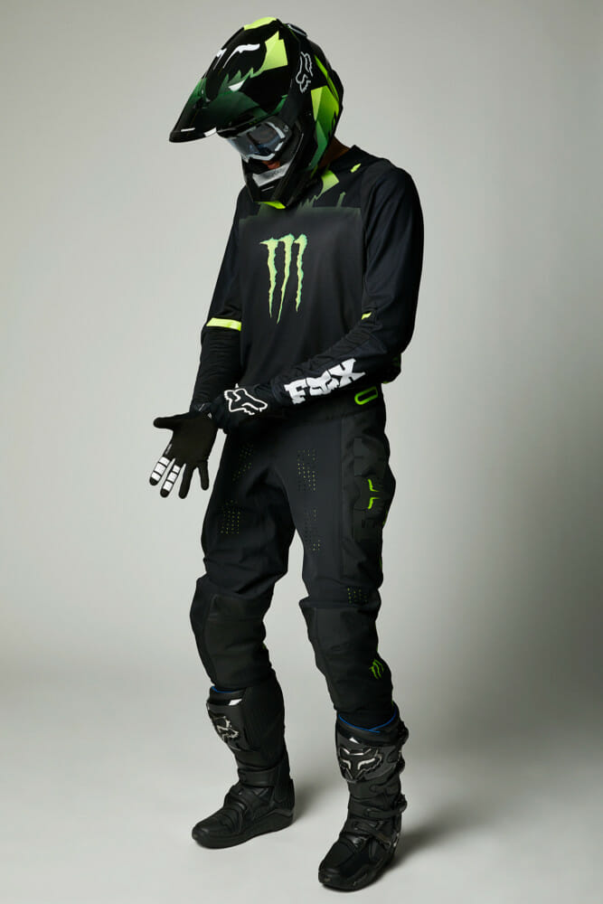 Fox Racing 2021 360 Monster racewear