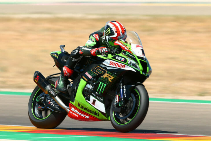 2020 Teruel WorldSBK Results Rea wins superpole