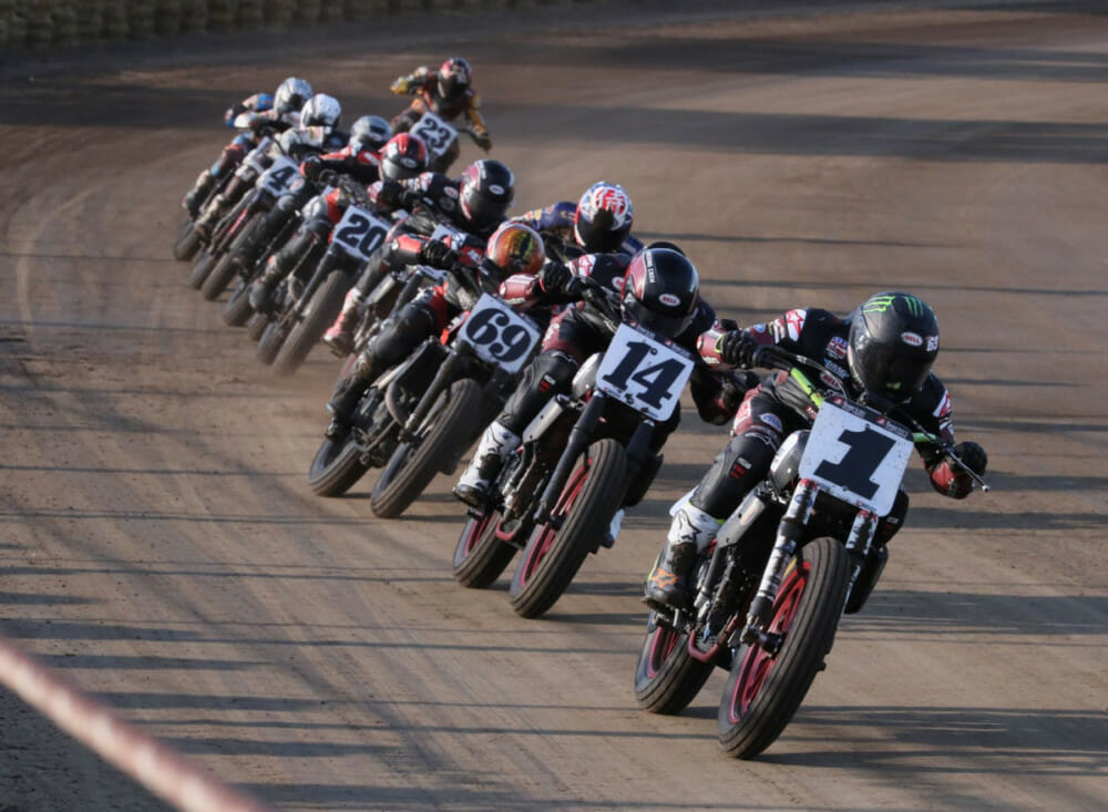 American Flat Track Springfield Mile Preview
