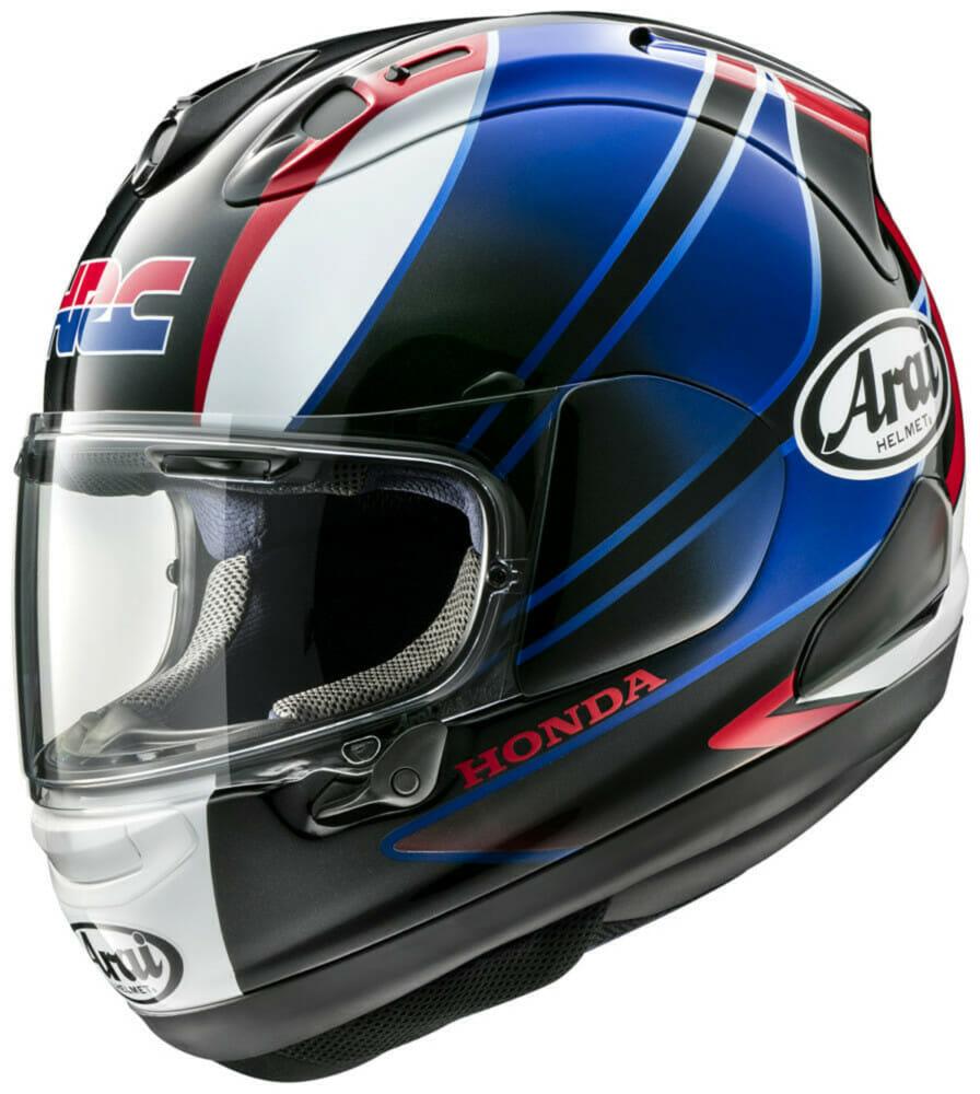 Arai Corsair-X CBR Helmet