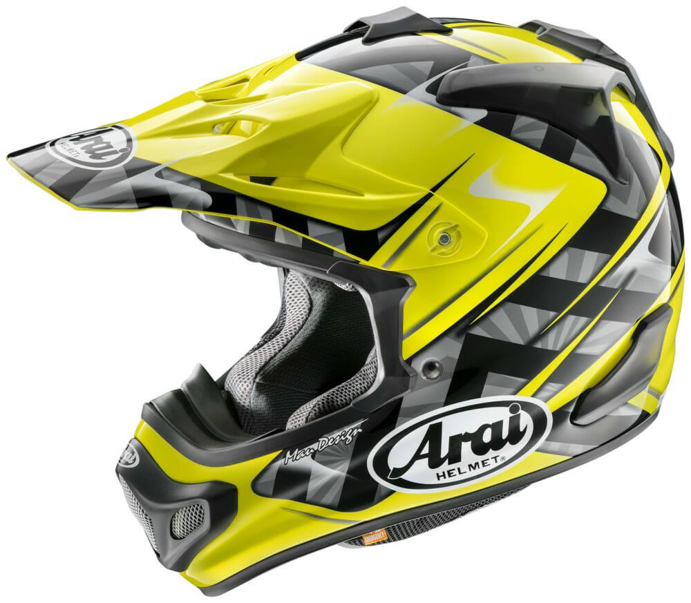 Arai VX-Pro4 Scoop Helmet