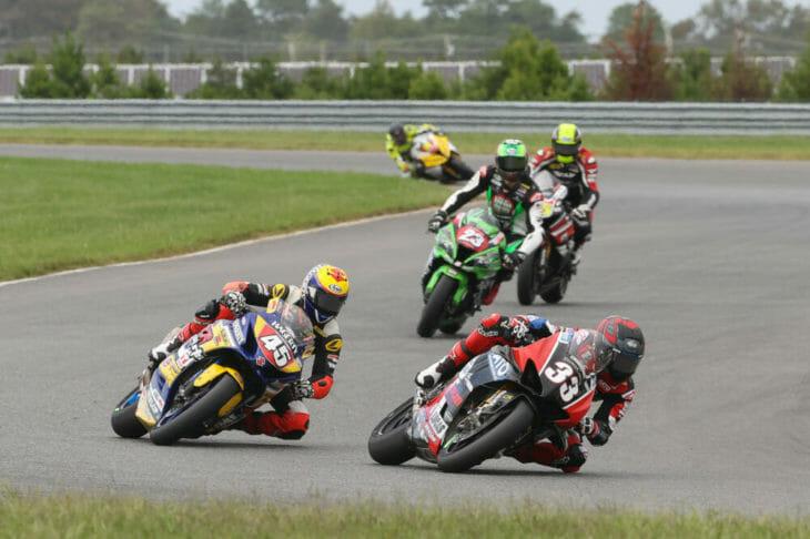 2020 New Jersey MotoAmerica Results Kyle Wyman