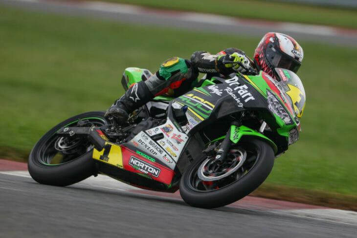 2020 New Jersey MotoAmerica Results Landers fastest Friday