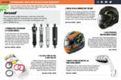 Aftermarket parts and helmets from BikeBandit