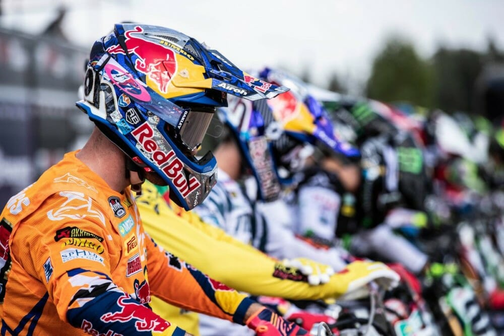 Jeffrey Herlings to Miss Next MXGP Triple Header