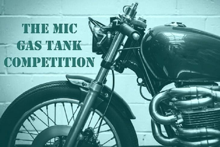 MIC Gas Tank Competition Finalists Selected