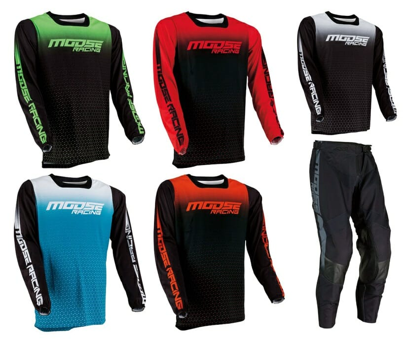 Moose Racing's 2021 M1 Racewear