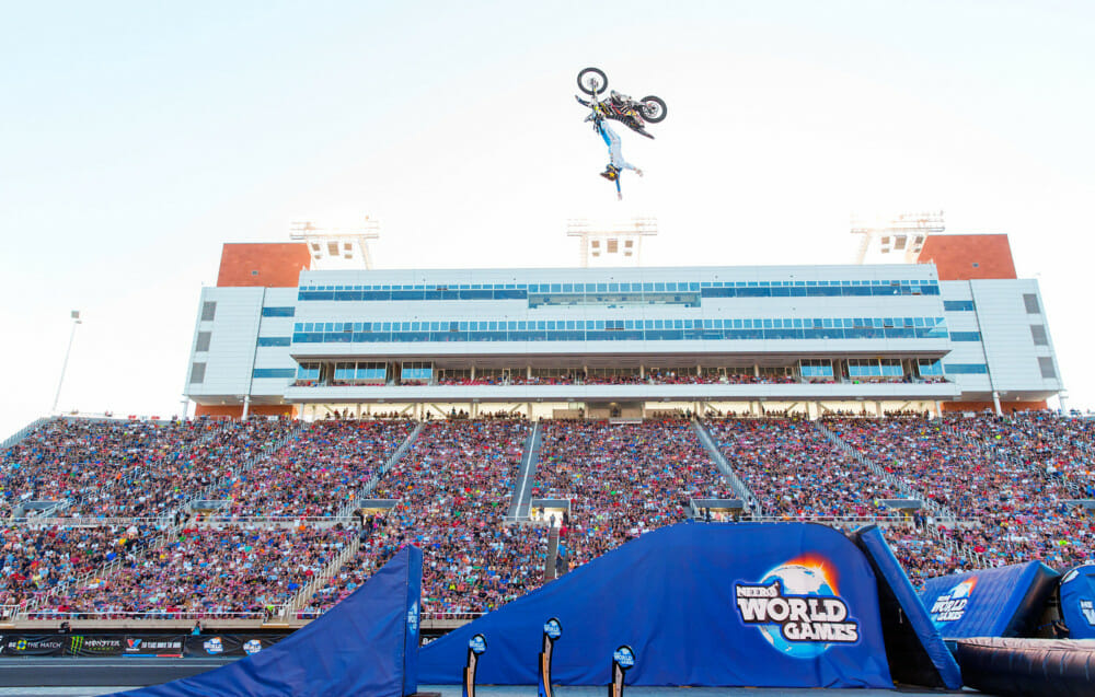 Nitro World Games Brisbane, Australia