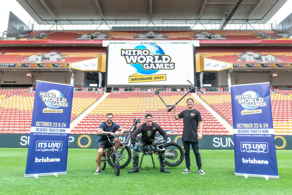 Nitro World Games Brisbane 2021