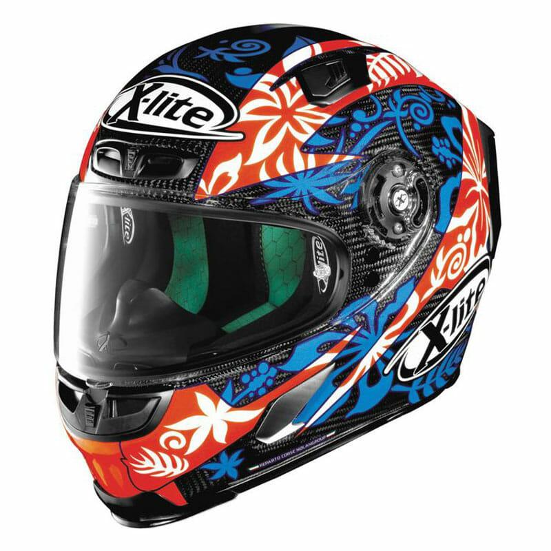 Nolan X-Lite X-803 Petrucci Replica Helmet