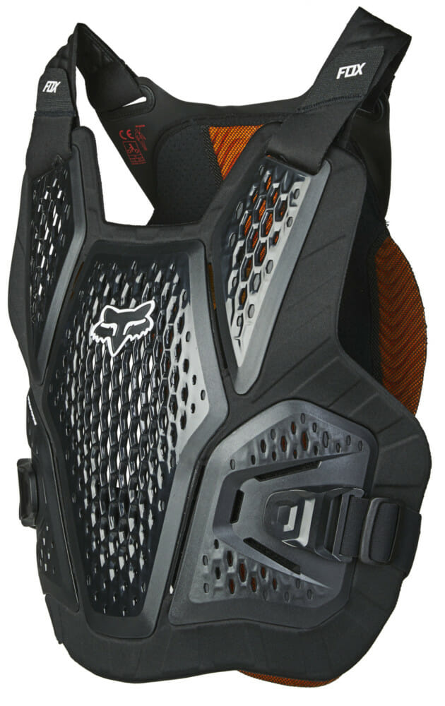 Fox Racing 2021 Raceframe SB Impact CE D3O protector