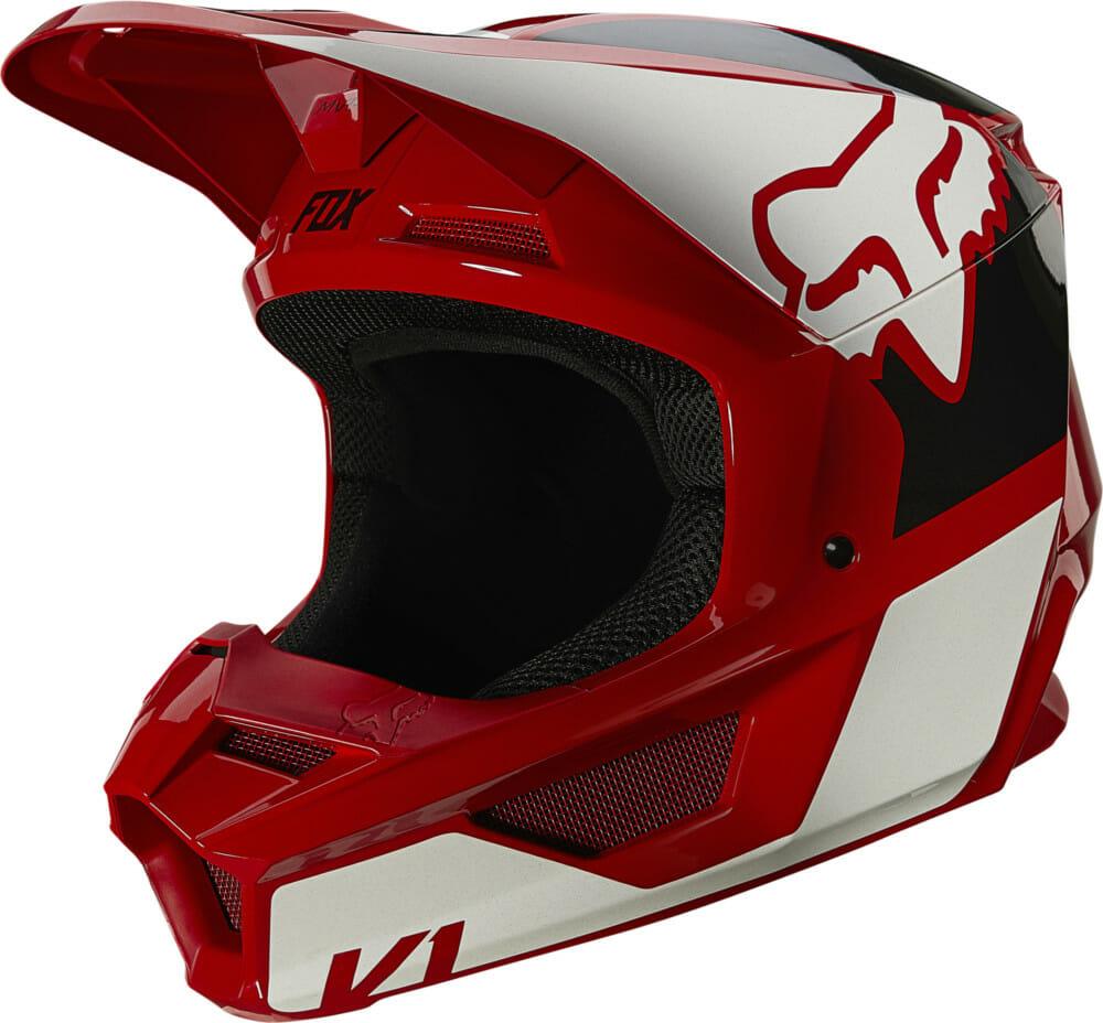 Fox Racing 2021 V1 Revn helmet