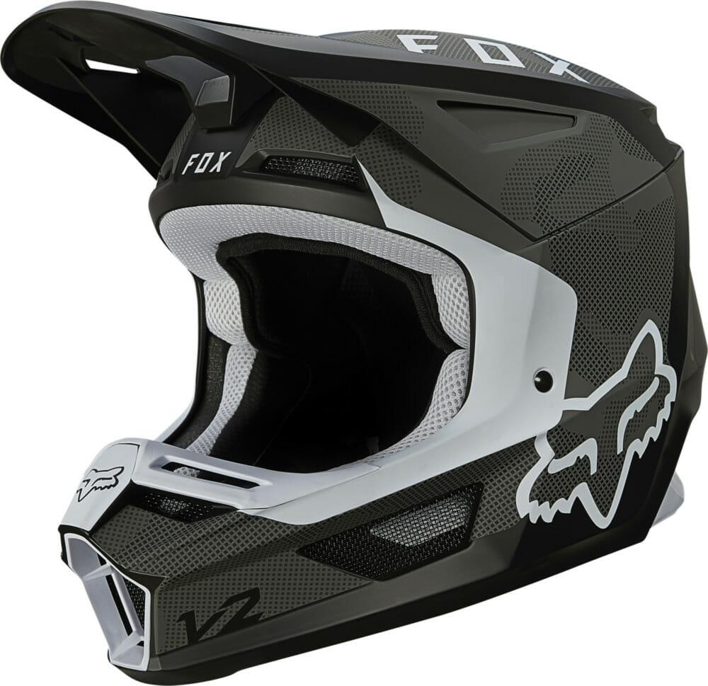 Fox Racing 2021 V2 Speyer helmet