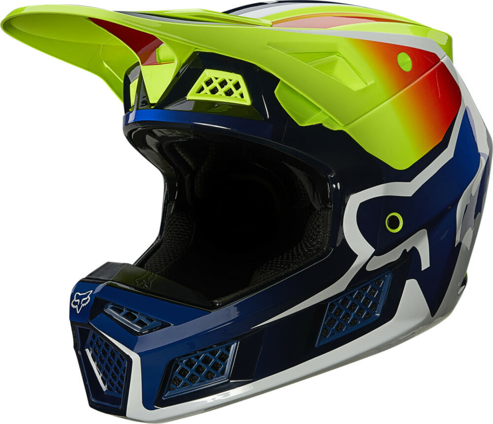 Fox Racing 2021 V3 RS Wired
