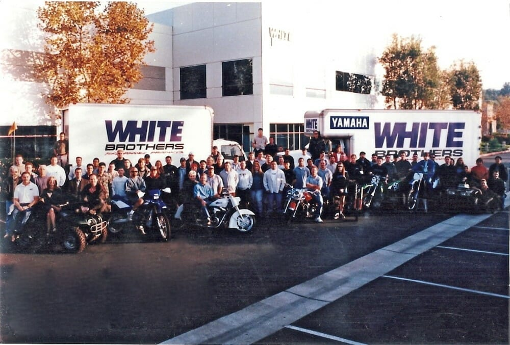 White Brothers Cycle Specialties.