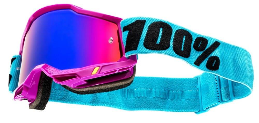 100% Gen 2 Accuri Goggles