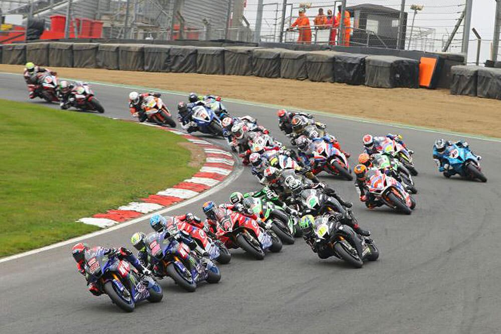 2020 Brands Hatch British Superbike Results
