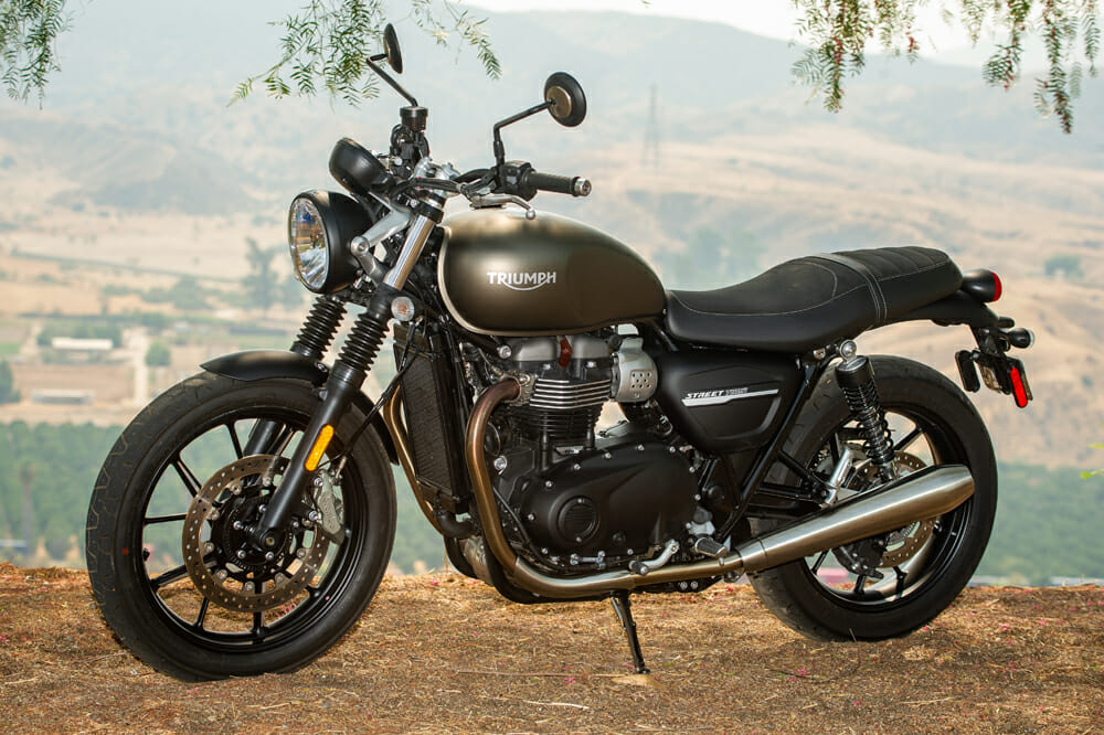 2020 Triumph Street Twin Review