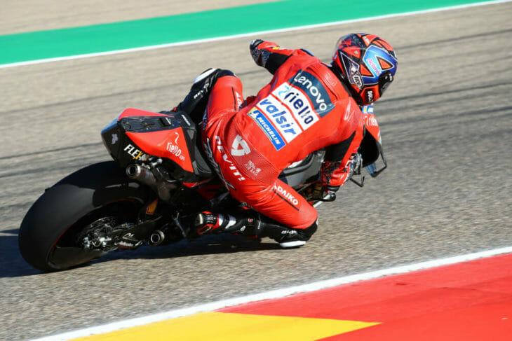 2020 Aragon MotoGP Results Petrucci