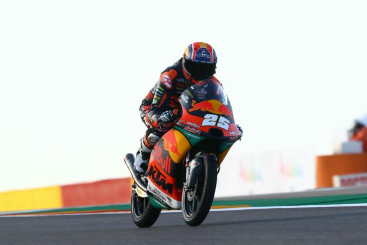 2020 Aragon MotoGP Fernandez