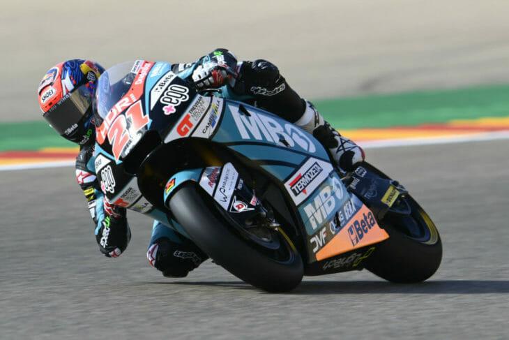 2020 Aragon MotoGP Vinales Fabio