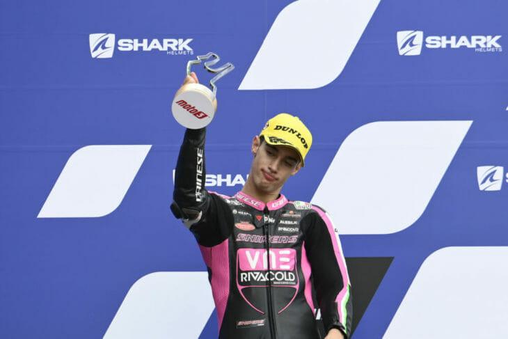 2020 Aragon MotoGP Friday Arbolino
