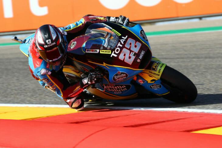 2020 Aragon MotoGP Lowes pole