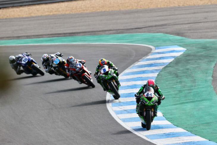 2020 Estoril WorldSBK Results Mahias wins race two